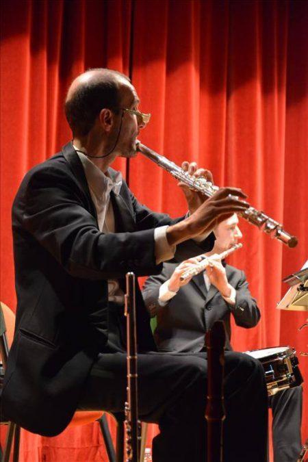 andrea bianchin corsi di flauto istituto Radaelli